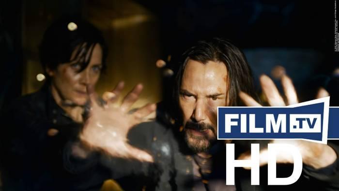 News video: Matrix 4 Resurrections Trailer Deutsch German (2021)