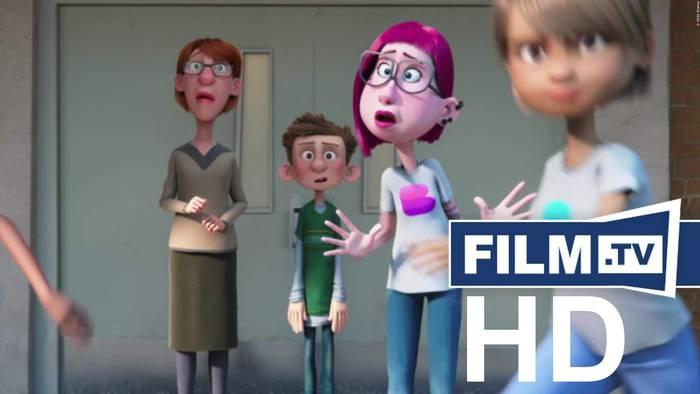 Video: Ron läuft schief Trailer Deutsch German (2021)