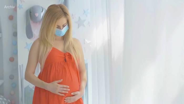 News video: Stiko spricht sich für Corona-Impfung von Schwangeren aus
