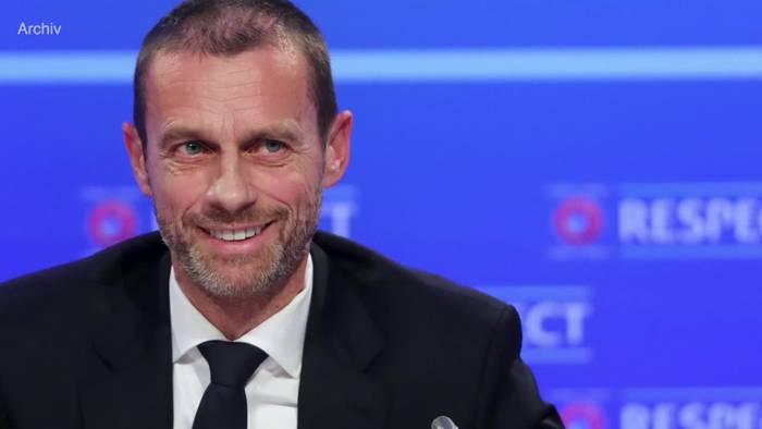 Video: UEFA-Chef droht mit WM-Boykott aus Europa