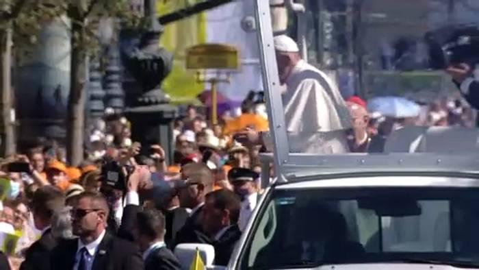 Video: Von Franziskus ins Stammbuch: Offenheit, Toleranz, Europa