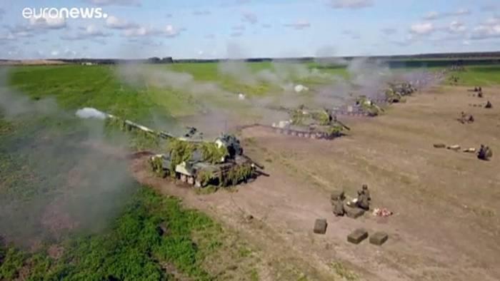 News video: Lukaschenko will Waffen für 1 Milliarde Dollar von Putin kaufen
