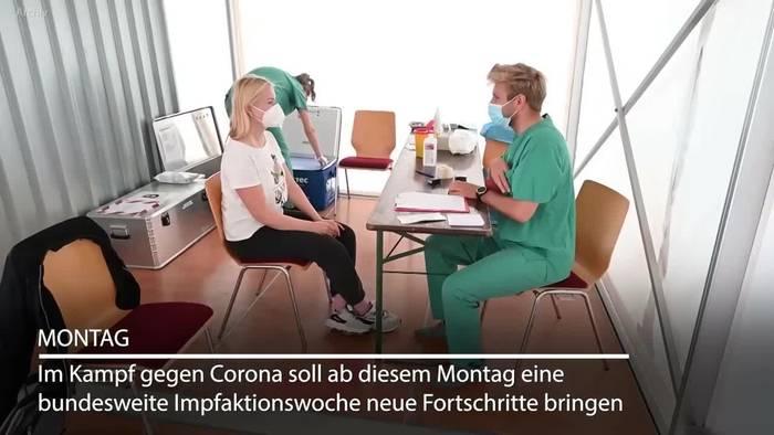 News video: Corona Update: RKI-Lagebericht vom 13. September