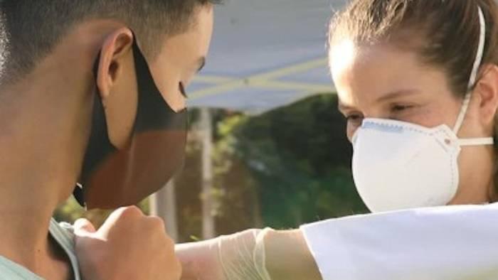 News video: Ob Moschee oder Tierpark: Die bundesweite Impfwoche hat begonnen!