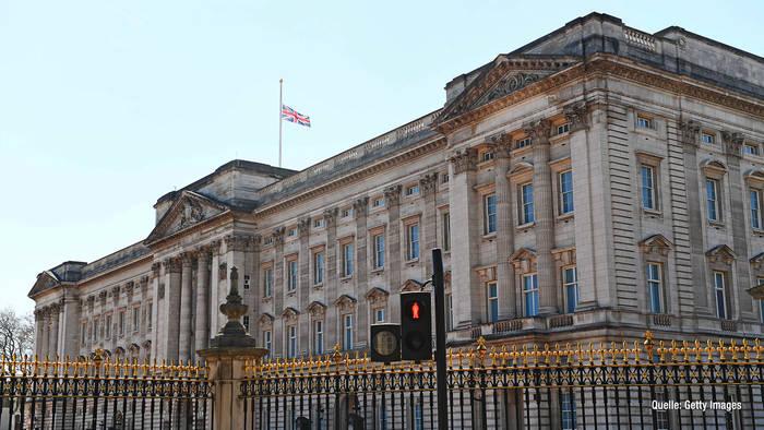 News video: Queen Elizabeth II.: So viel kostet Renovierung vom Buckingham Palace