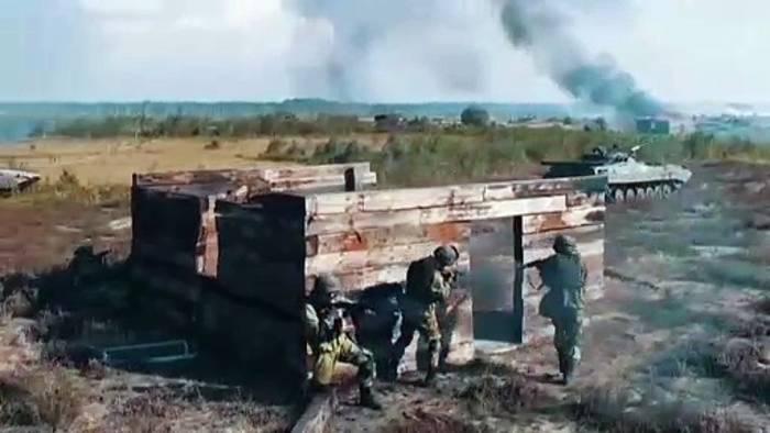 News video: Osteuropa in Sorge um russisch-belarussisches Militärmanöver