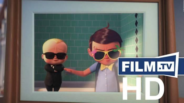 Video: Boss Baby 2: Schluss mit Kindergarten Trailer Deutsch German (2021)