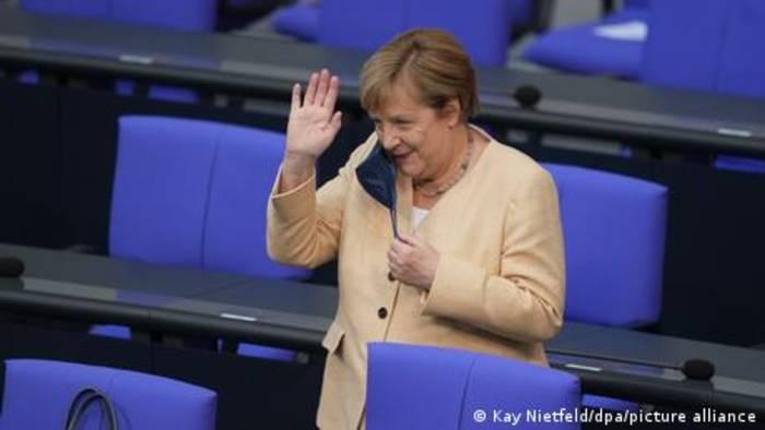 News video: Bilder einer Kanzlerin