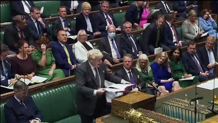News video: Johnson baut Kabinett um
