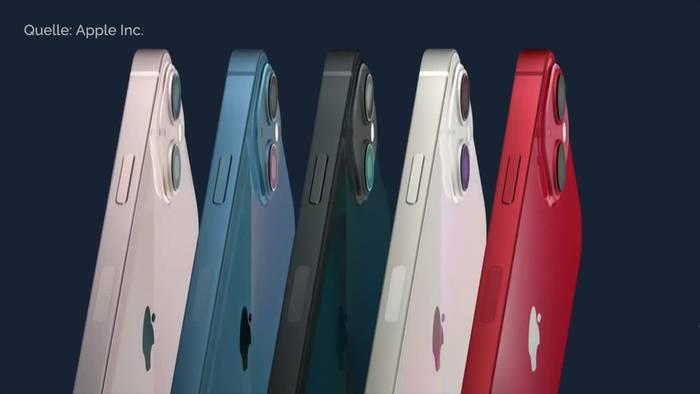 News video: Apple zeigt nächste Generation von iPhone, Watch und Co.