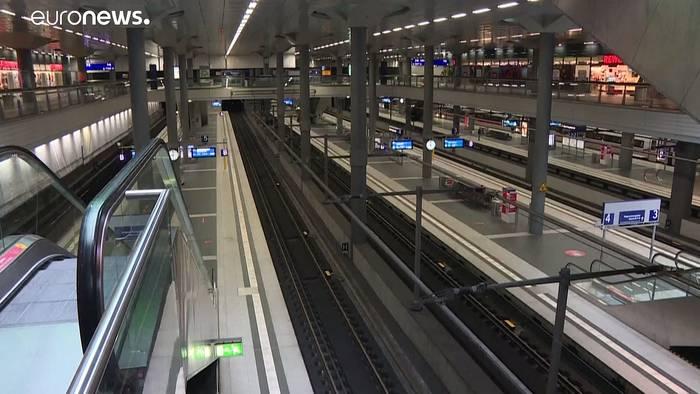 Video: Kompromiss zwischen GDL und Deutsche Bahn: 3,3 % mehr Geld für Beschäftigte