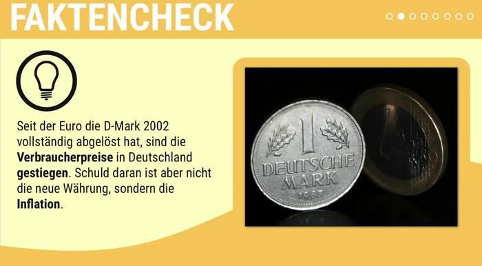 News video: Faktencheck: Euro gleich