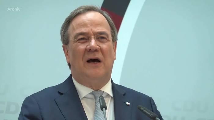 News video: Umfrage: SPD weiter vor - Union stabilisiert sich