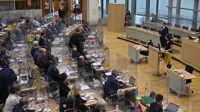 News video: Haseloff als Ministerpräsident von Sachsen-Anhalt gewählt