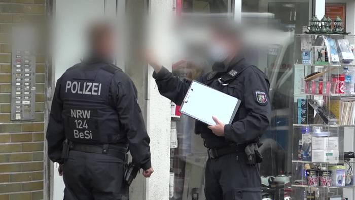 Video: Synagoge Hagen: Keine Bombenbau-Utensilien gefunden