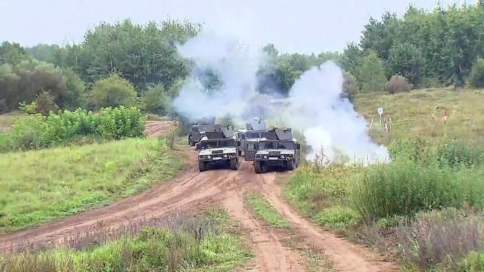 News video: Polen verlegt Truppen an Ostgrenze