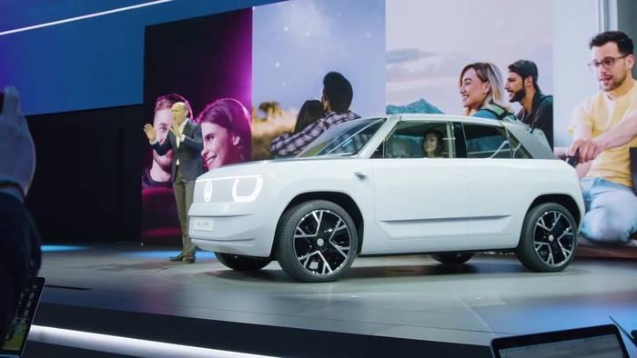 Video: Ausblick in die elektrische Einstiegsmobilität - Weltpremiere des Volkswagen ID. LIFE
