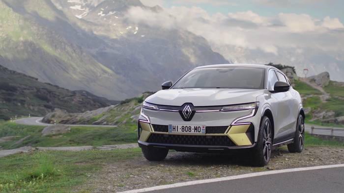Video: Der neue Renault Mégane E-TECH Electric - Neue Dimension der Elektromobilität