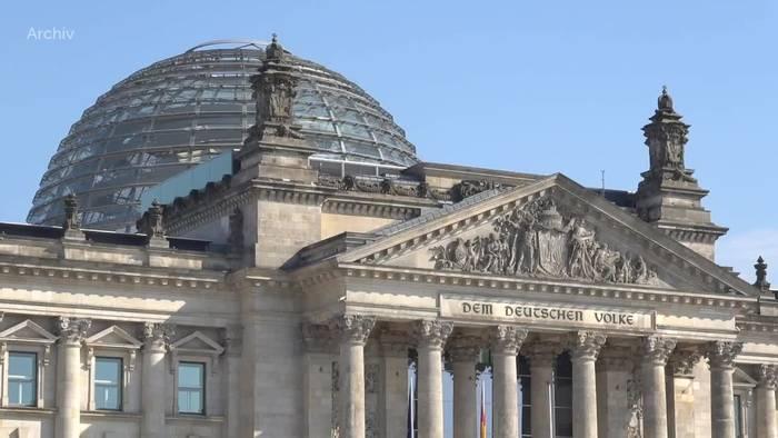 News video: ARD-Deutschlandtrend: SPD-Vorsprung leicht geschrumpft
