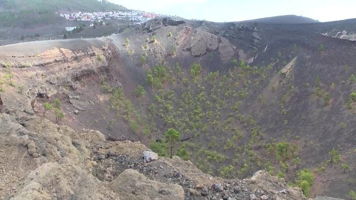 News video: Kanareninsel La Palma befürchtet Vulkanausbruch