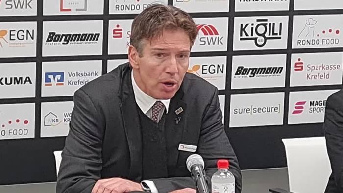 Video: Nächster Derby-Dämpfer für die Krefeld Pinguine gegen Köln - Das sagen die Trainer