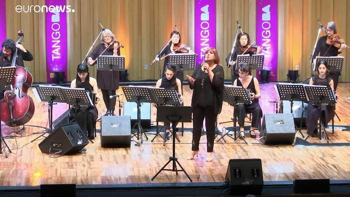 News video: Wieder live Tango in Buenos Aires