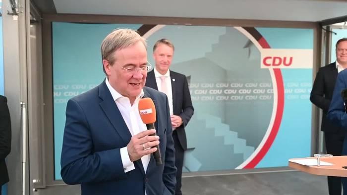 Video: Endspurt im Wahlkampf - Drittes TV-Triell & zwei Parteitage