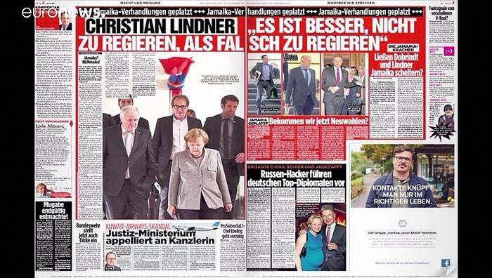 News video: Christian Lindner - der