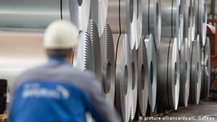 News video: Stahlhersteller Salzgitter AG setzt auf Wasserstoff