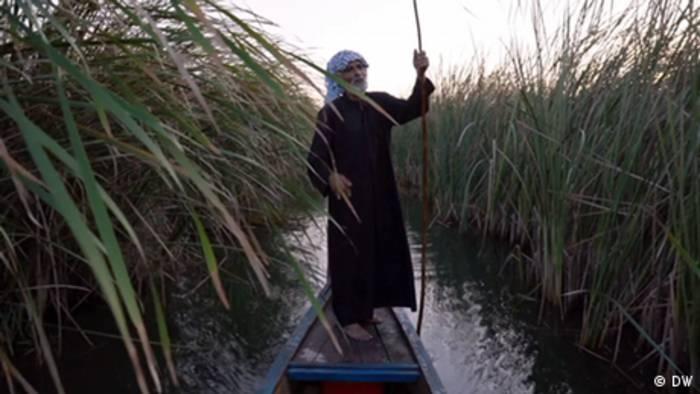 News video: Irak: Dem Land geht das Wasser aus