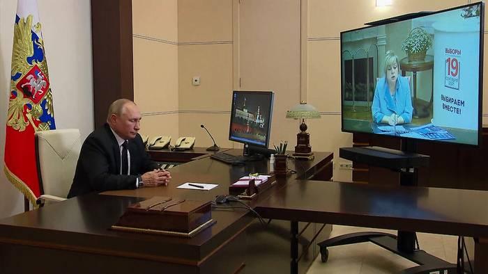 News video: Kremlpartei