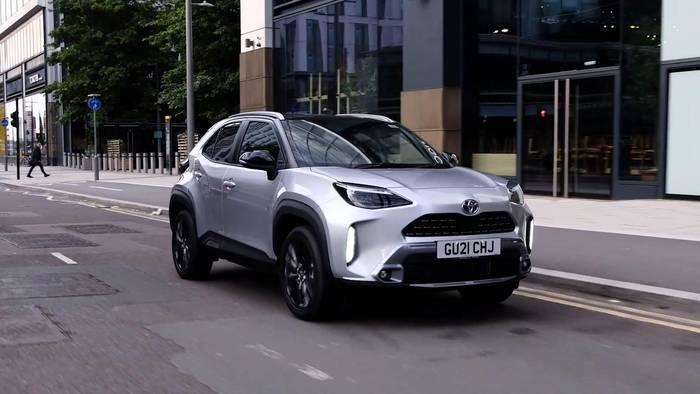 News video: Der neue Toyota Yaris Cross Highlights