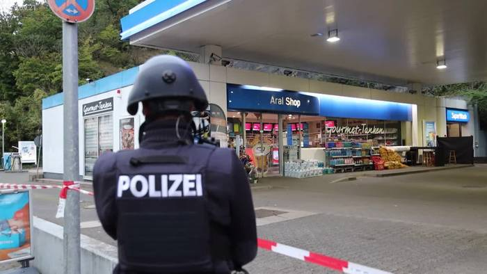 Video: Rheinland-Pfalz: Mann wegen Corona-Maske erschossen