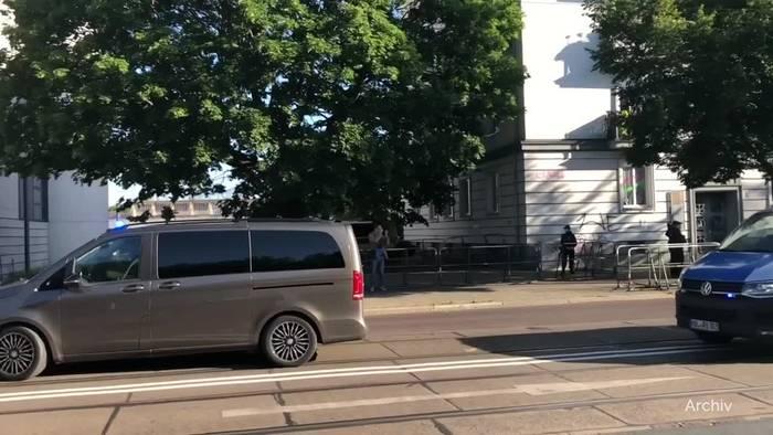 News video: Halle-Attentäter: Brieffreundschaft mit Polizistin geführt