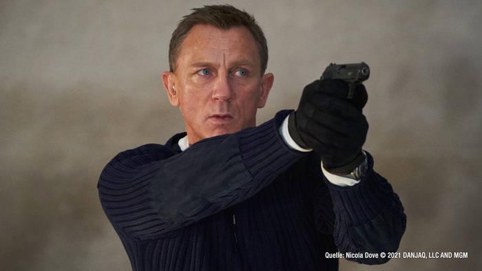 News video: Auch Royals sind dabei! Details zur Weltpremiere von James Bond