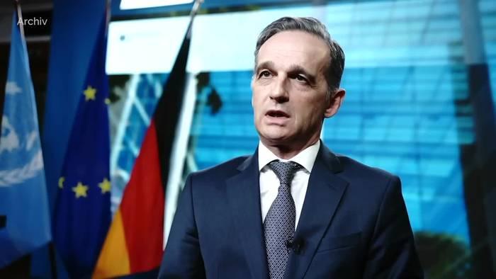 Video: Maas nennt neue US-Allianz «irritierend» und «ernüchternd»
