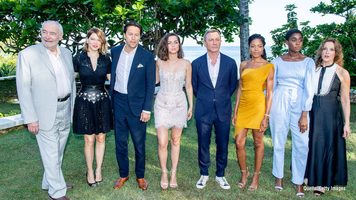 """News video: Wird """"James Bond"""" eine Frau? Das sagt Daniel Craig!"""