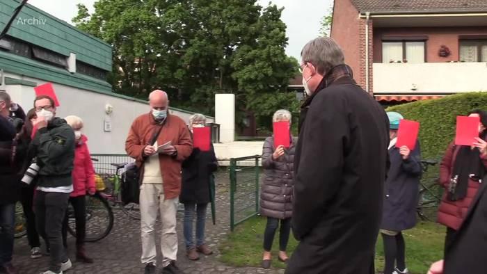 Video: Kardinal Woelki bleibt im Amt - aber mehrmonatige Auszeit