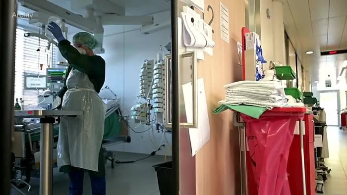 Video: Deutschland: Hospitalisierungsinzidenz weiter rückläufig