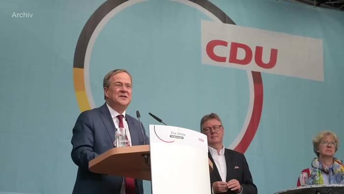 News video: Neue Forsa-Wahlumfrage: SPD hält Vorsprung vor der Union