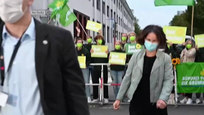 News video: Mehr als 4200 Straftaten mit Wahlkampf-Zusammenhang
