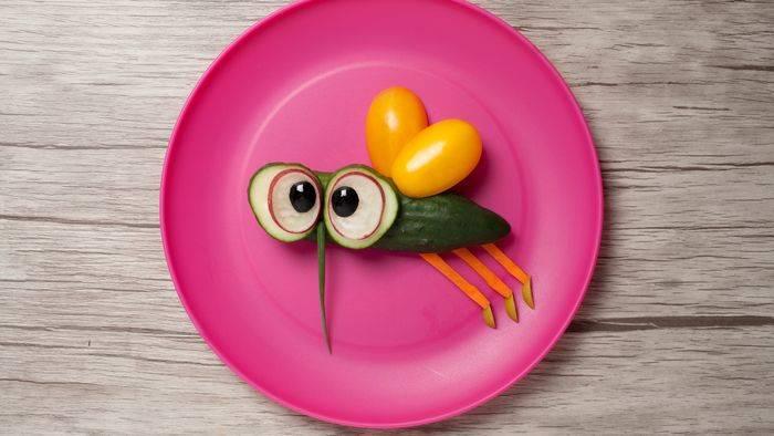 News video: Pasta-Monster und Gemüse-Mücke: Ihre Kinder werden diese Gerichte lieben