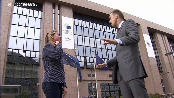 News video: Genugtuung in Brüssel nach Deutschland-Wahl