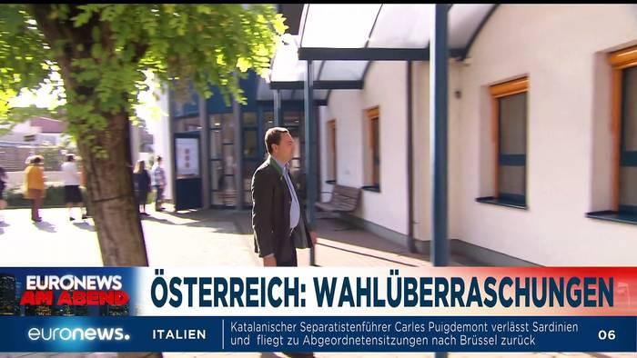 News video: Was wird aus Deutschland nach der Wahl? Euronews am Abend am 27.09.