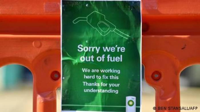 News video: Kein Benzin mehr nach dem Brexit?