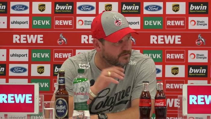 News video: Kölns Trauner Baumgart: