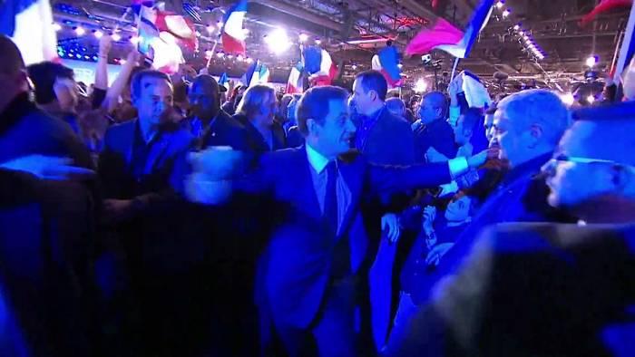 Video: Urteil gegen Sarkozy: Frankreichs Ex-Präsident geht in Berufung