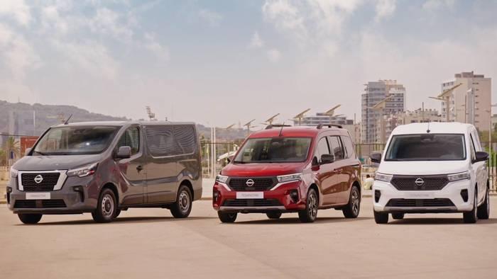 News video: Nissan greift nach den Sternen - Neue Nomenklatur für die leichten Nutzfahrzeuge