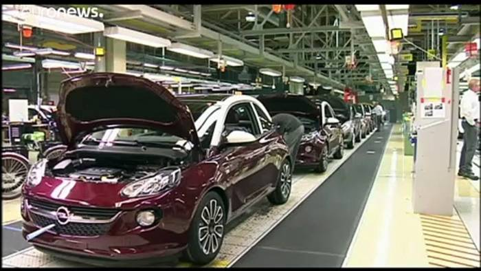 Video: Opel in Eisenach: Bis Jahresende geht nichts mehr