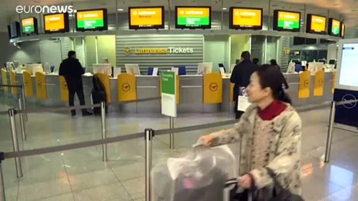 News video: Lufthansa erhöht Druck: Schon bald Impfpflicht für das Bordpersonal?
